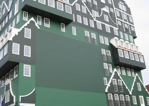 Nieuw interieur hotel Zaandam » Alwood montage - Specialisten in afbouw